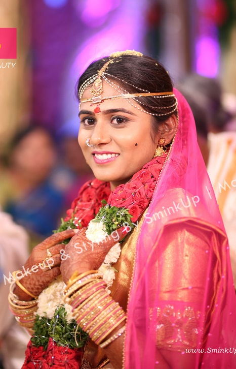 best bridal makeup artists in vizag