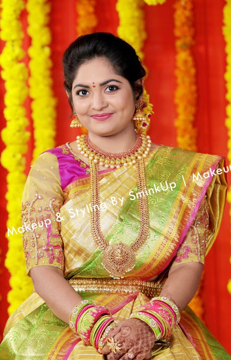 best bridal makeup artists in guntur